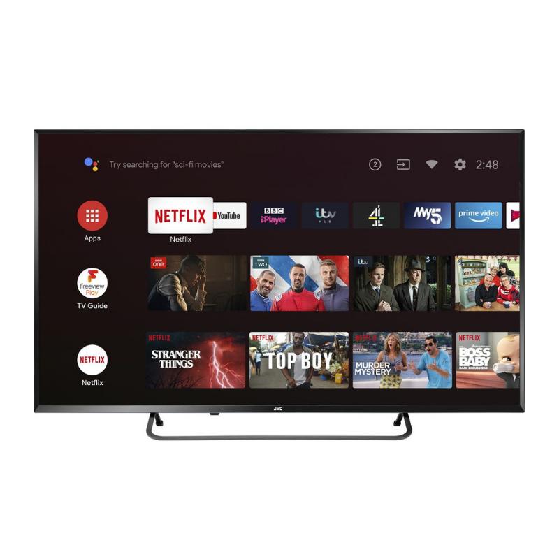 """50"""" Smart 4K TV"""